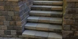 landscaping stone and steps marion ohio