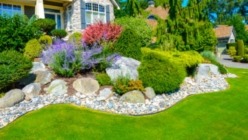 landscaping and hardscaping near Marion Ohio